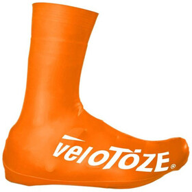 veloToze Road 2.0 Überschuhe Lang orange